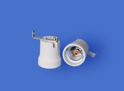 F519 with metal bracket B-2, porcelain lampholder E27