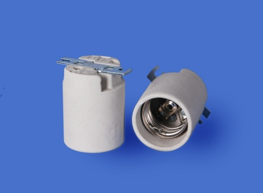 110 with metal bracket T, porcelain lampholder E40