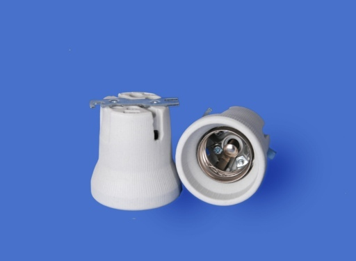 110N-1 with metal bracket T, porcelain lampholder E40