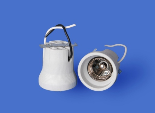110N-1 with metal bracket TX, porcelain lampholder E40