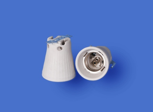 F408.502 with metal bracket T, porcelain lampholder E40