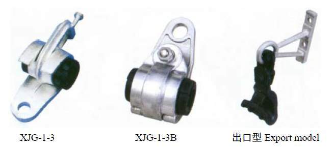 XJG series suspension clamps