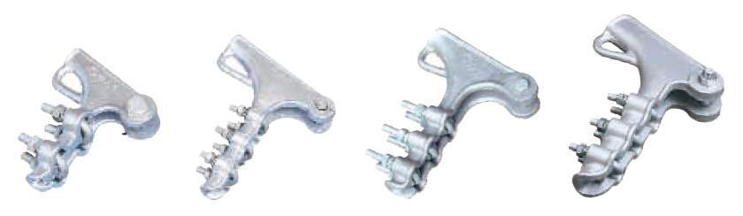 Aluminium Alloy Strain Clamp (Bolt Type)