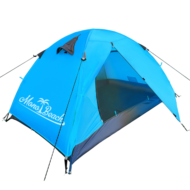 ... MonoBeach Backpacking Tents 2-3 Person Dome Tent Double Laye ...  sc 1 st  Monobeach & MonoBeach Backpacking Tents 2-3 Person Dome Tent Double Layers ...