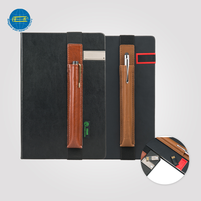 Planner Diary With USB   MK-001b