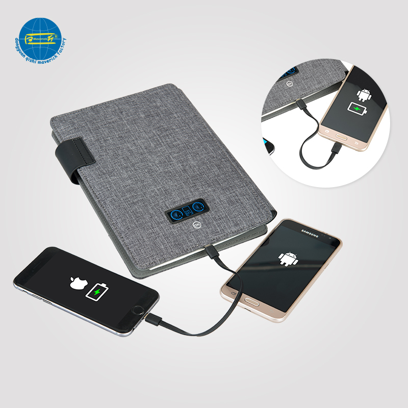 New design Power Bank portfolio With USB / Flash disk   MK-0