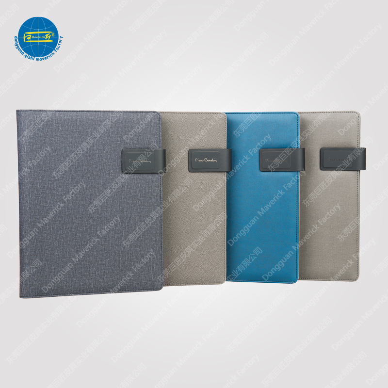 Power Bank Tablet Portfolio With USB   MK-007