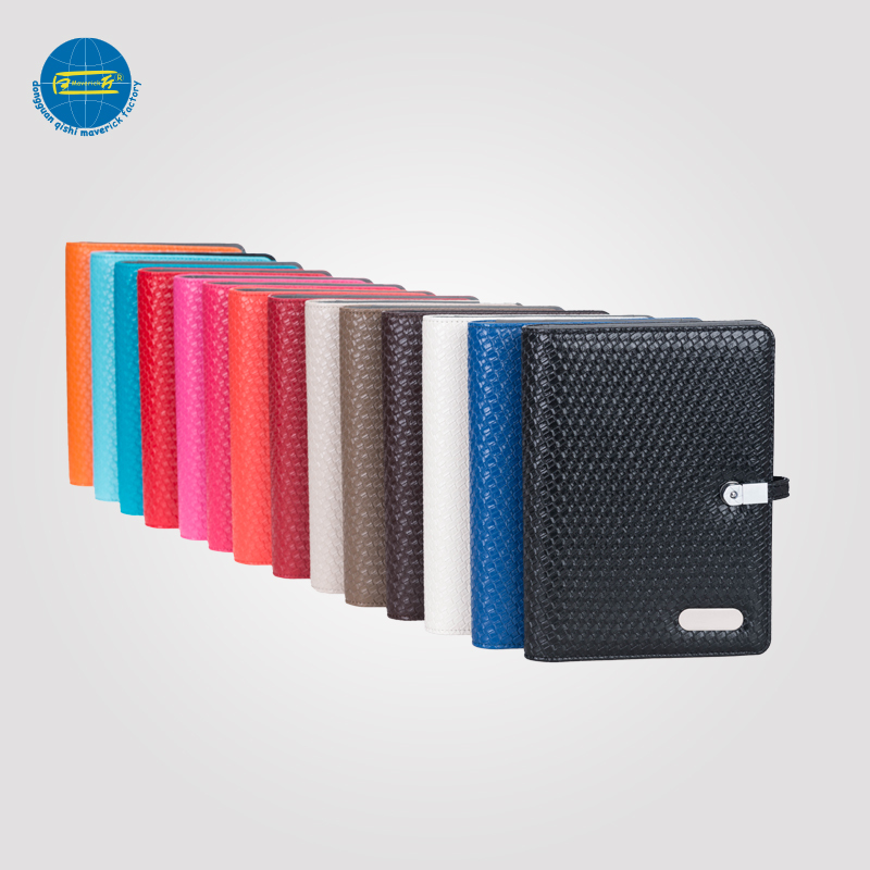 Power Bank Notebook With USB