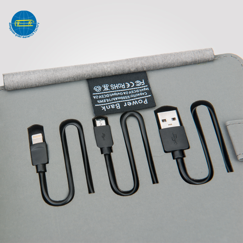 Power Bank Notebook With USB     MK-017W