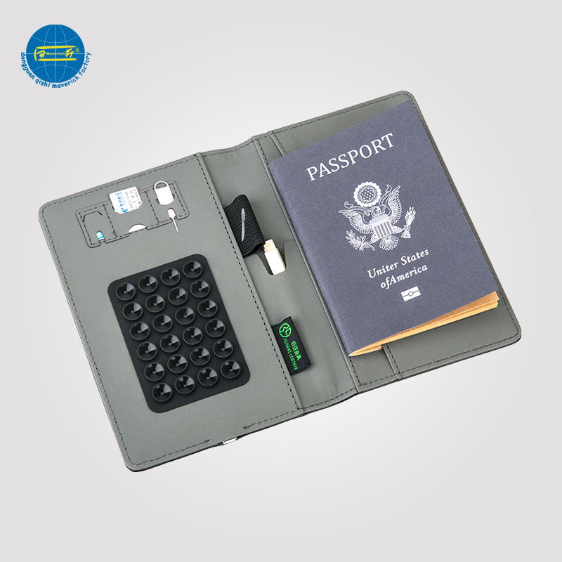 Latest Power Bank Passport Holder