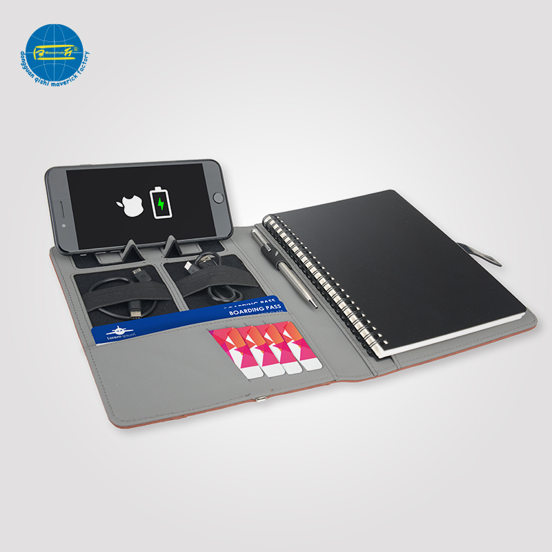 Latest Wireless Charging Notebook