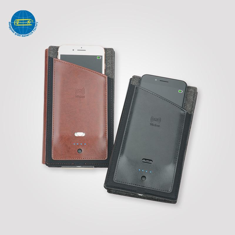Wireless charging Wallet       MK-028