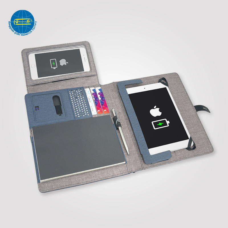 Hot Latest Multifunction Power Bank Tablet Portfolio     MK-