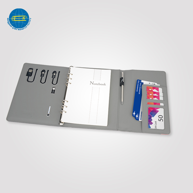 Power Bank Notebook