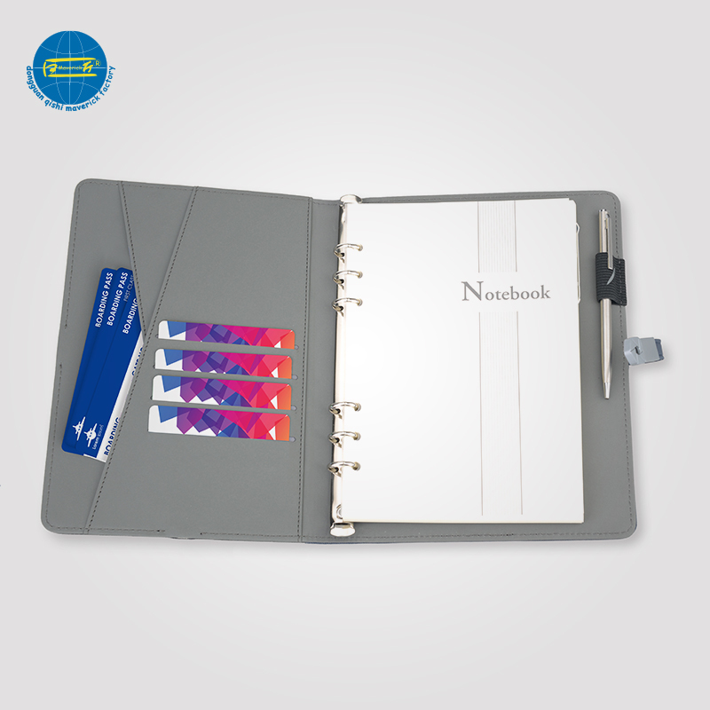 Classic Power Bank Notebook     MK-017a