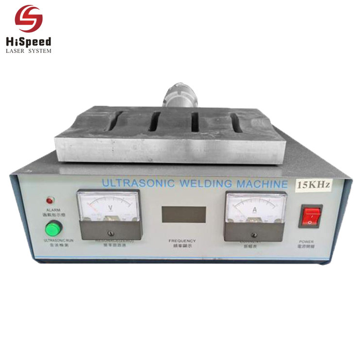 Mask Earloop Ultrasonic Welding Machine Factory Good Price