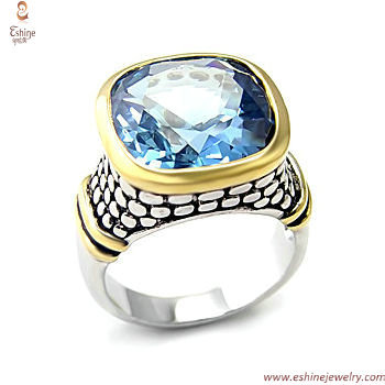 RI2452 - Wholesale Antique retro Bali style cobble ring with