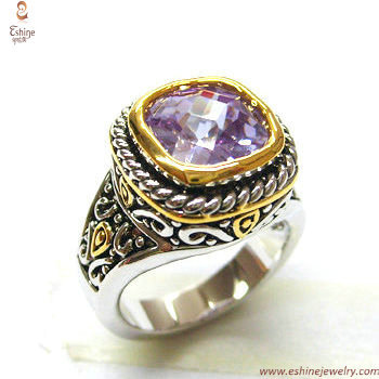 ST1335R - Best sellers of Vintage Sterling silver ring with