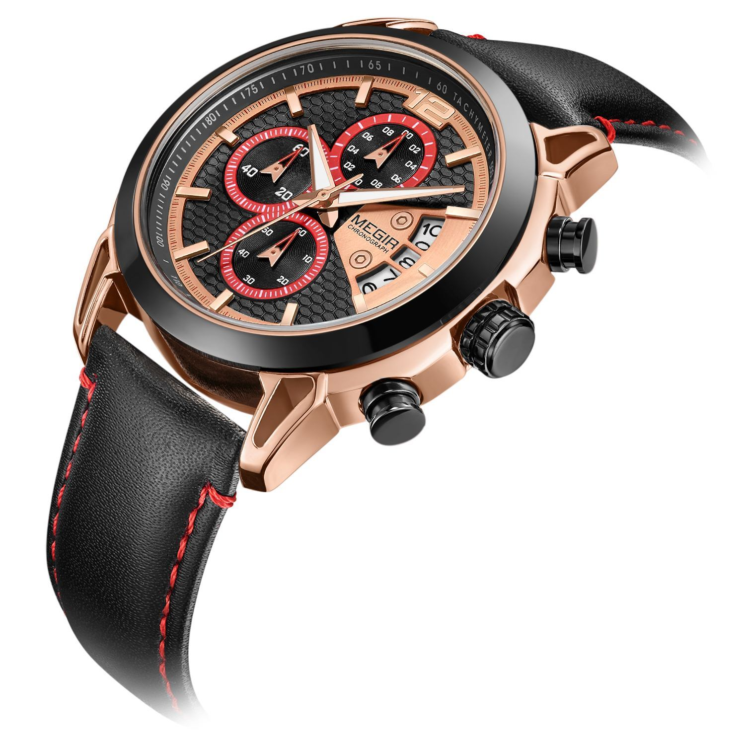CHRONOGRAPH ML2071GREBK-1N0