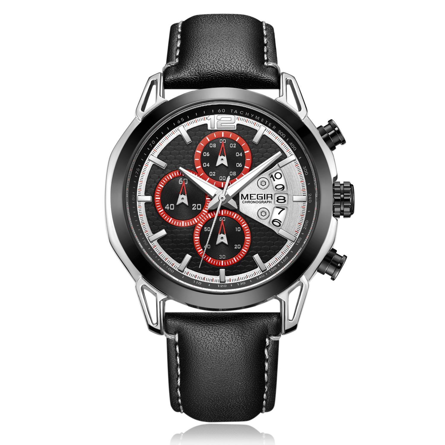 CHRONOGRAPH ML2071GS-BK-1