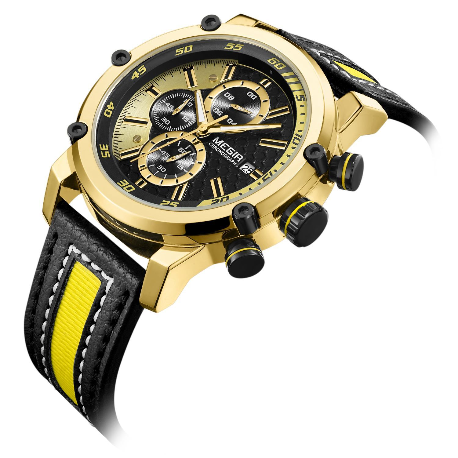 CHRONOGRAPH ML2079GGDBK-1N3