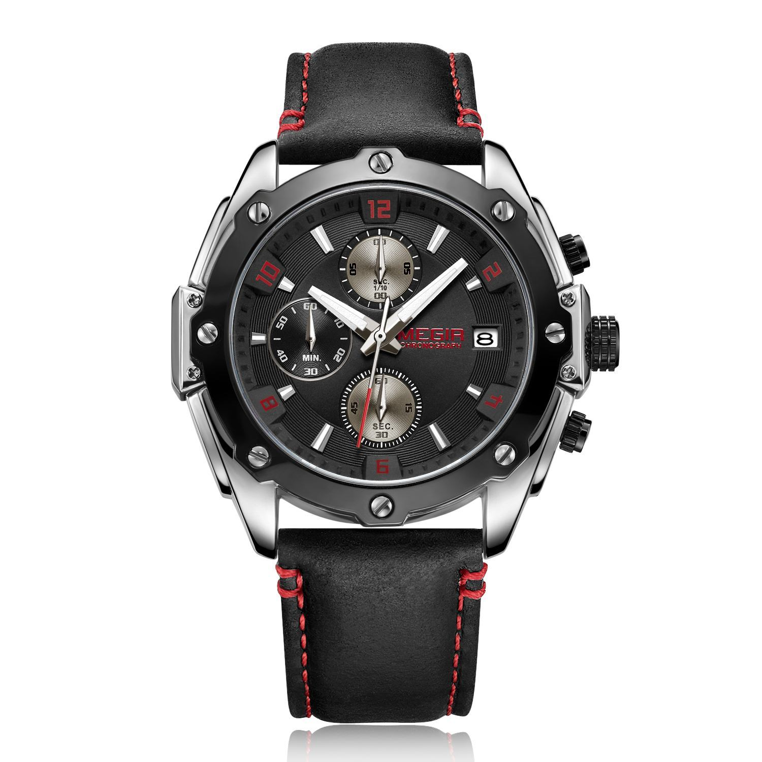 CHRONOGRAPH ML2074GS-BK-1N8