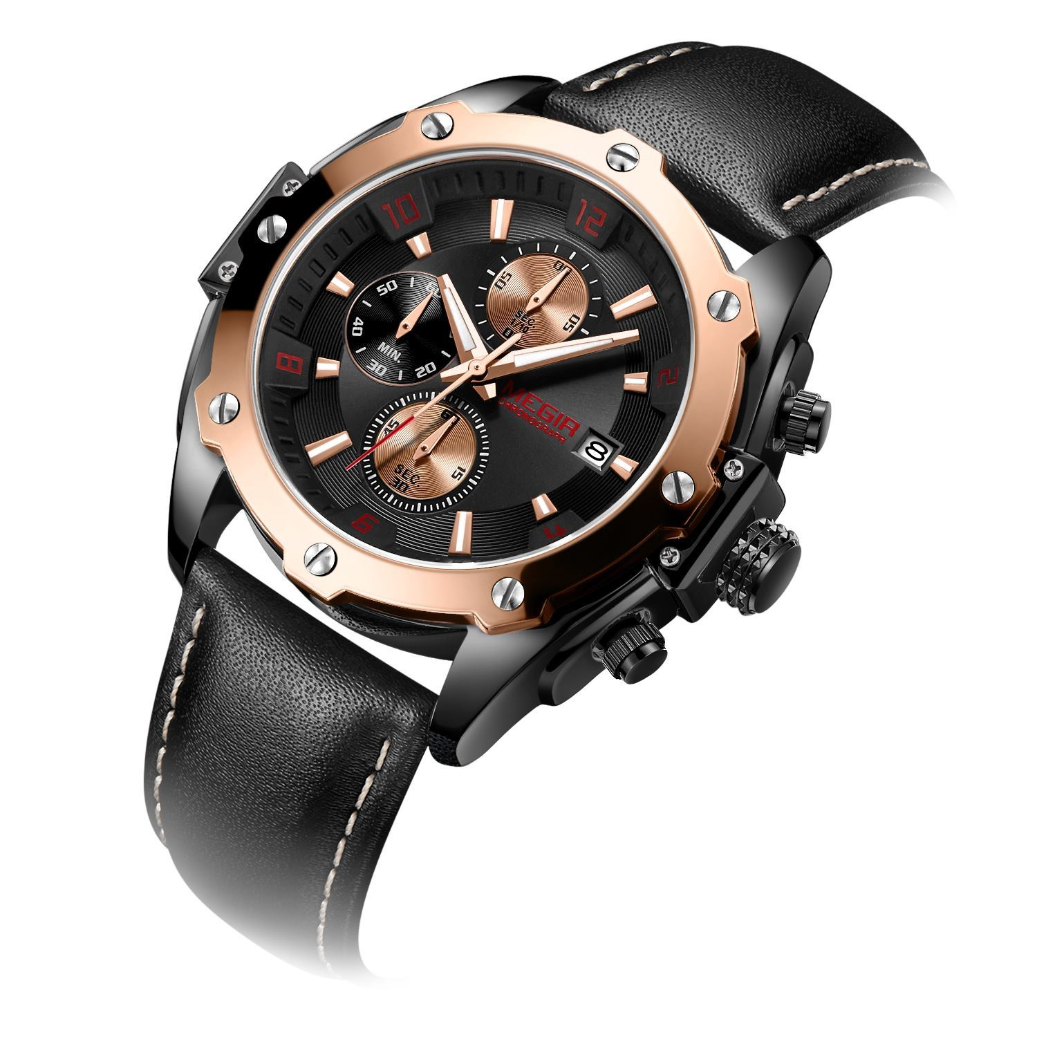 CHRONOGRAPH ML2092GB-REBK-1N0