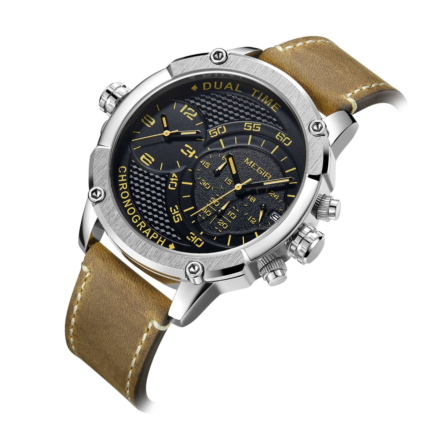 CHRONOGRAPH ML2093GBN-1