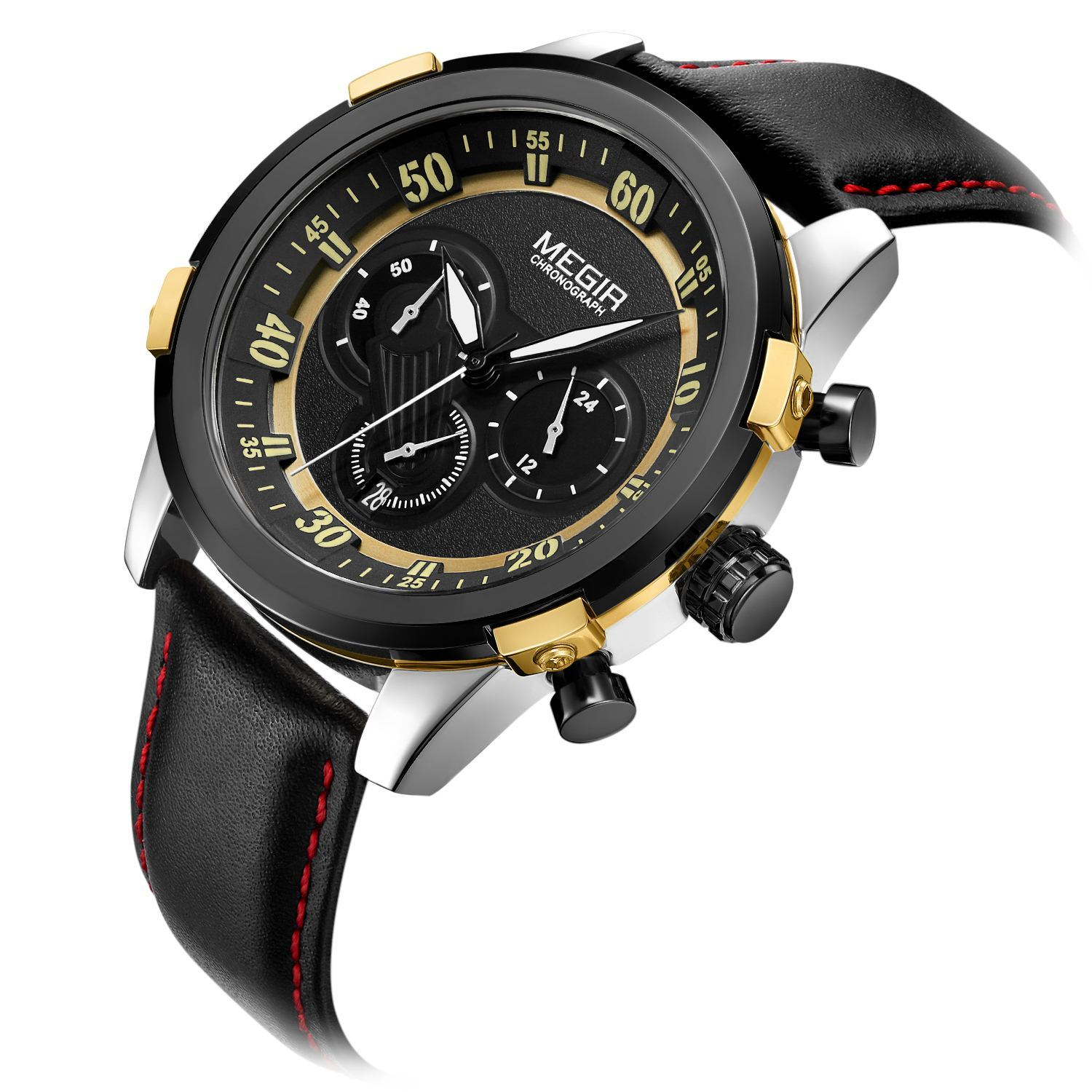 CHRONOGRAPH ML2067GS-BK-1N3