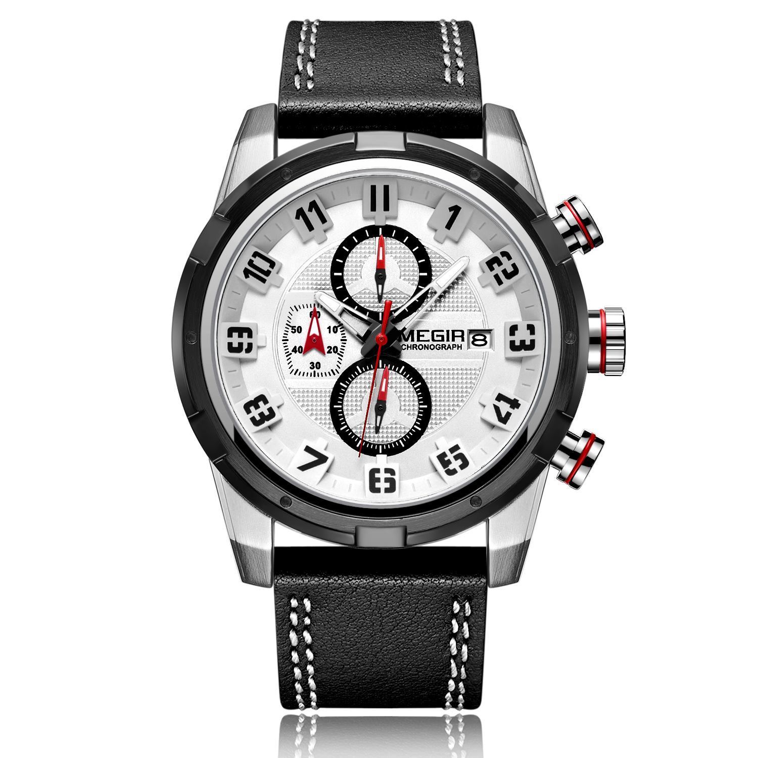 CHRONOGRAPH ML2082GS-BK-7