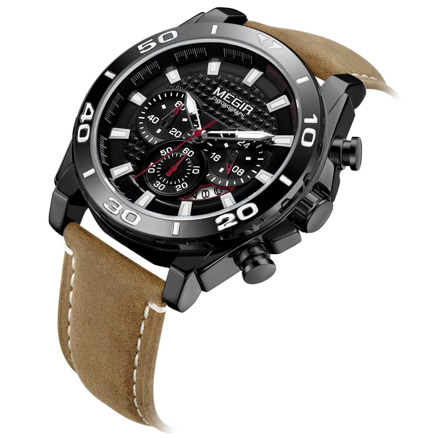 CHRONOGRAPH ML2094G-BKBN-1