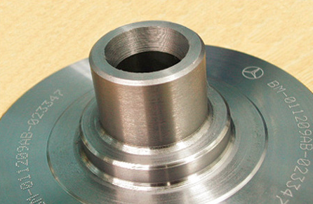 Laser Marking on Bearing Metal Stainless Steel