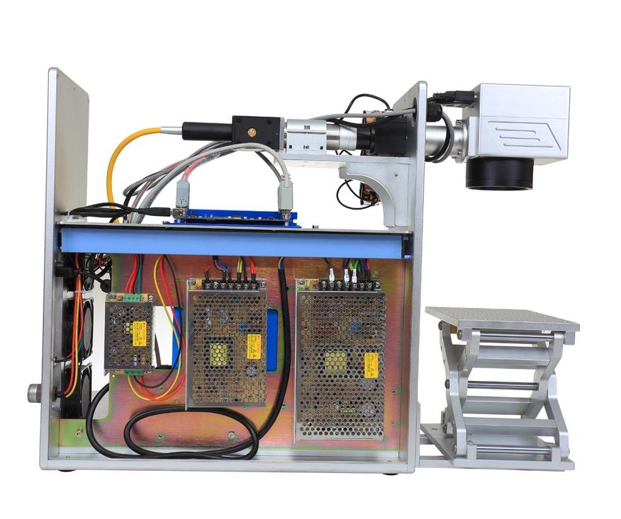 Portable Fiber Laser Marking Machine Laser Marker