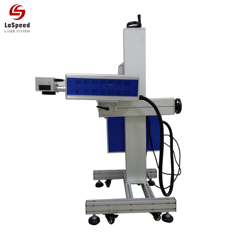 High Quality Flying CO2 Laser Marking Machine