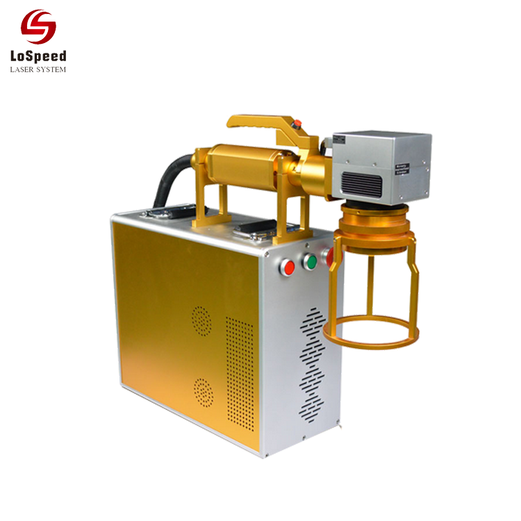 Portable Fiber Laser Marking Machine Laser Marker