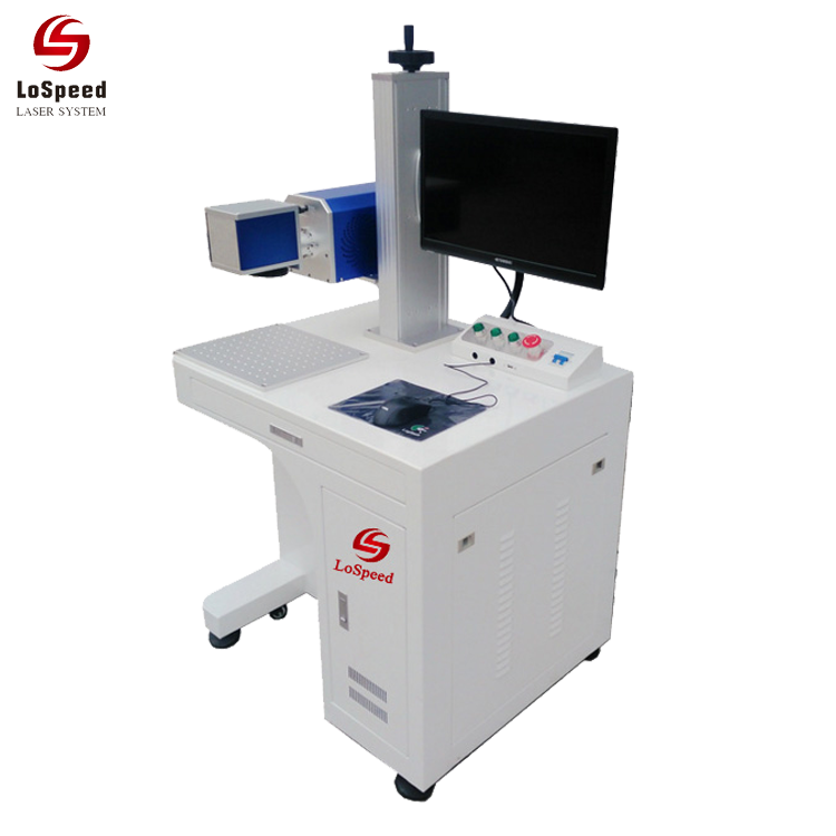 CO2 Laser Marking Machine for Metal/Leather/Wood/Acrylic
