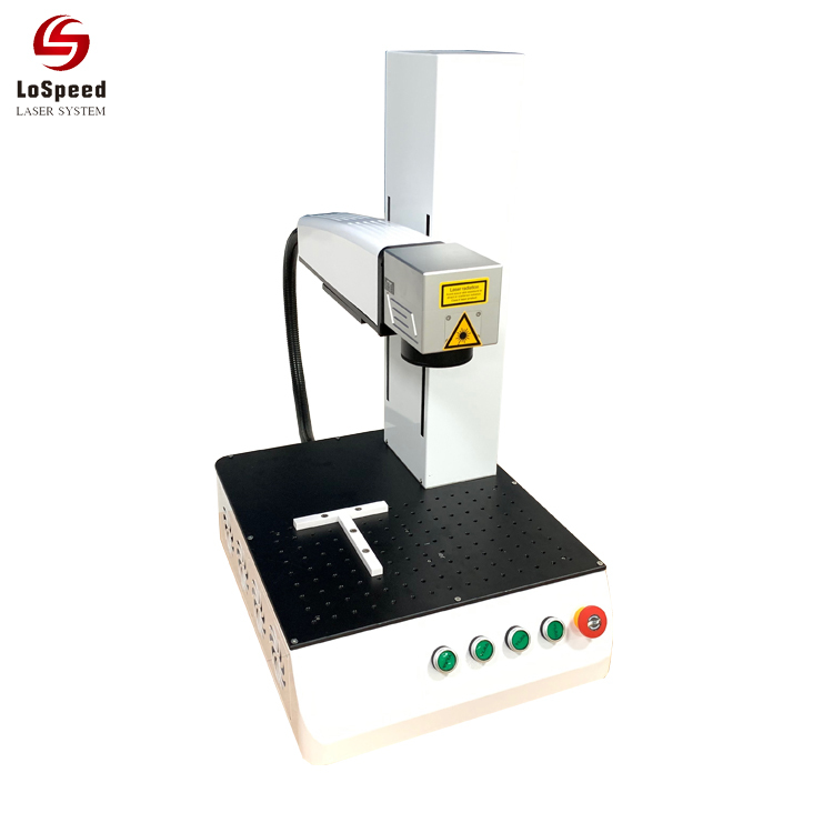 2019 Lospeedlaser new model 20 watt Fiber Laser Marker