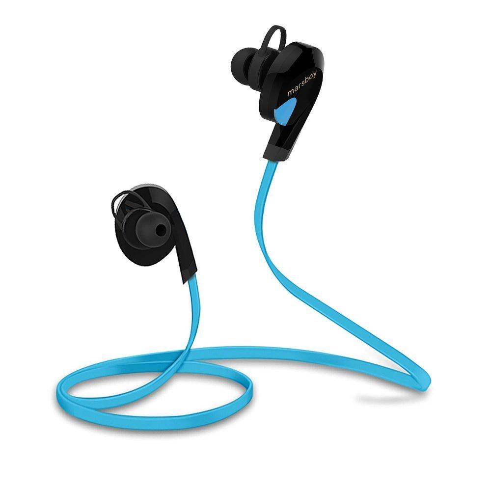 Marsboy sem fio Bluetooth V4.0 Swift Sports SweatProof fones