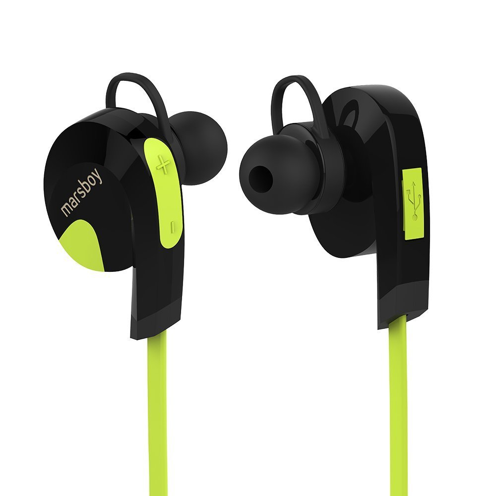 Marsboy CI142 Wireless Bluetooth V4.0 Swift Sports Sweatproo