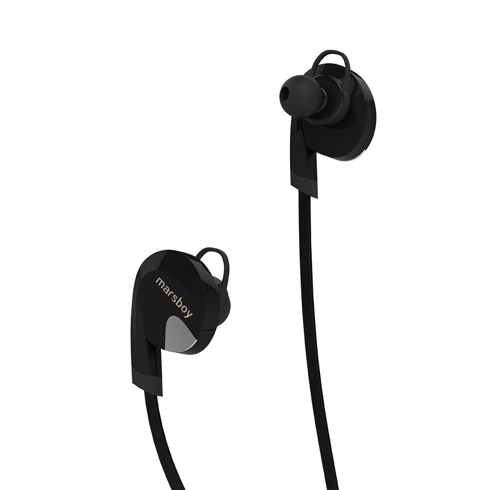 Marsboy Bluetooth V4.0 Auriculares inalámbricos Swift Sweatp