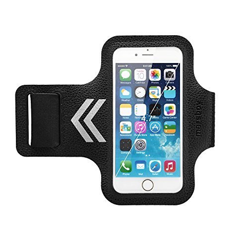 Marsboy Resistente à água Sports Armband Protector Keeper ti