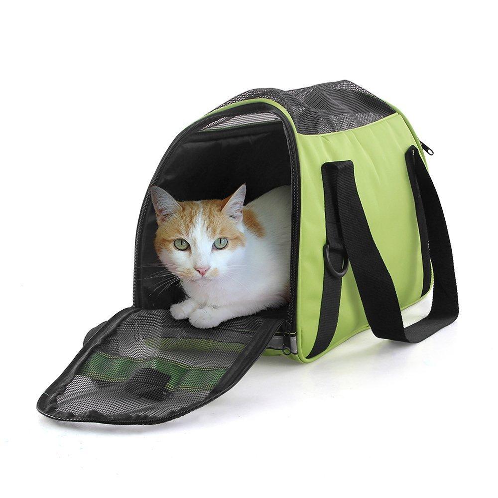 marsboy Pet Carrier Portable pour les petits chiens et chats