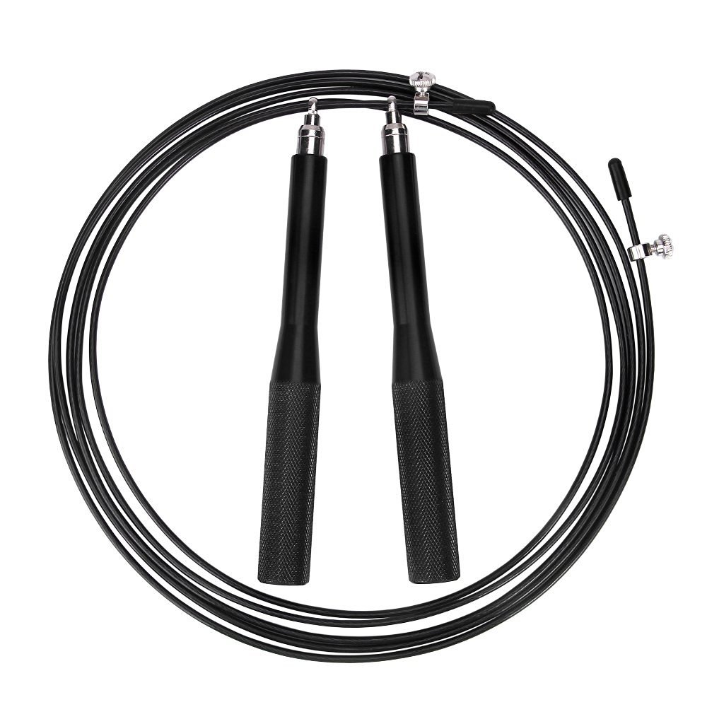 marsboy Fitness Jump Rope 10 ft Speed Skipping Rope with Alu