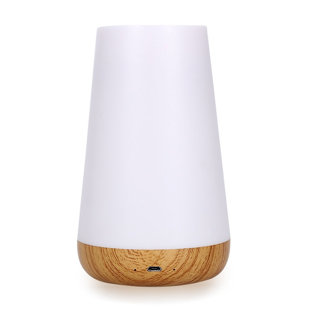 Marsboy Smart Touch 7 LED Bluetooth Music Player Table Lamp,