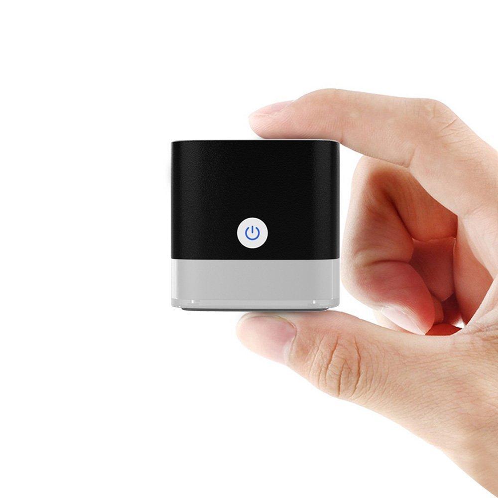 Marsboy(マーズボーイ) Bluetooth スピーカー ポケットサイズ キューブ型 ポータブル ワイヤレス スピ