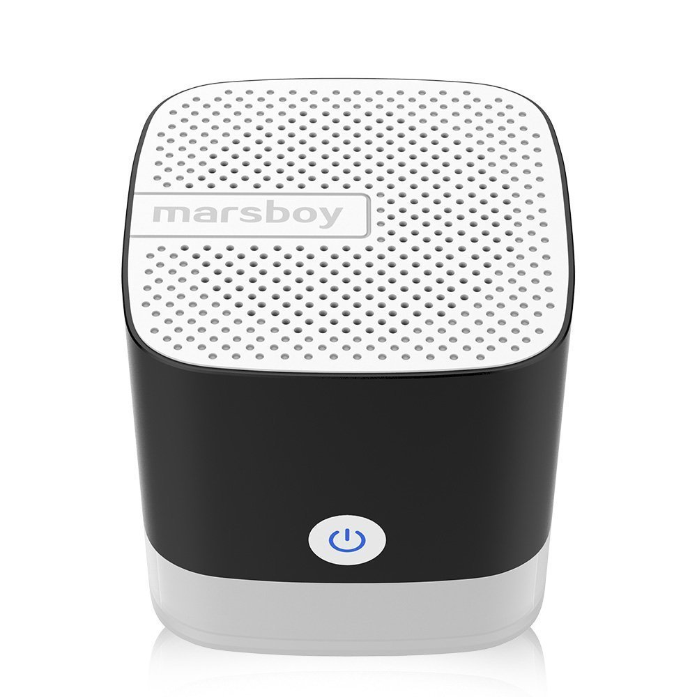 Marsboy (Mars Boy) Bluetooth speaker pocket size cube portab