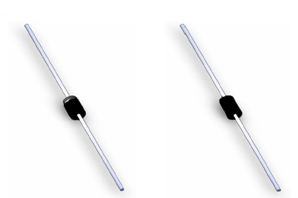 DO-15 P6KE TVS-Diode