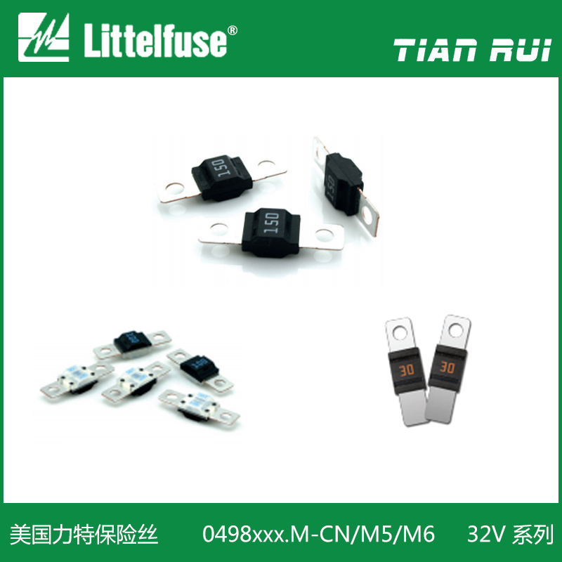 Littelfuse 498 Series