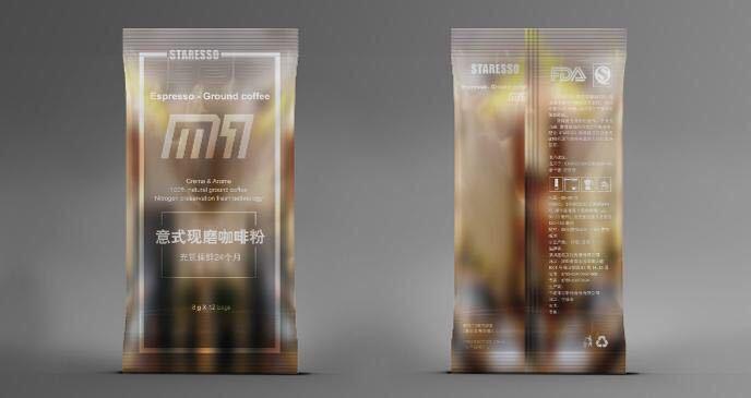 充氮保鲜咖啡包M1