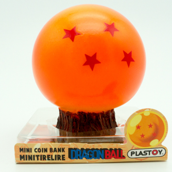 Dragon Ball Coin Bank
